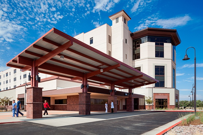 Temecula Valley Hospital | Turner Construction Company