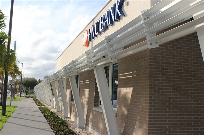 Pnc Net Zero Bank At Davie And Andrews Turner