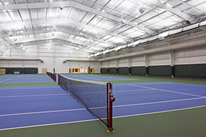 Wayne State University, Multipurpose Indoor Facility | Turner ...