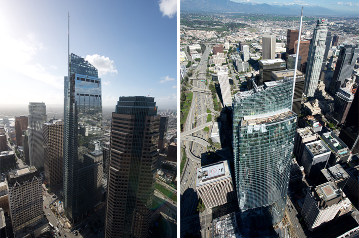 Wilshire Grand Center | Turner Construction Company