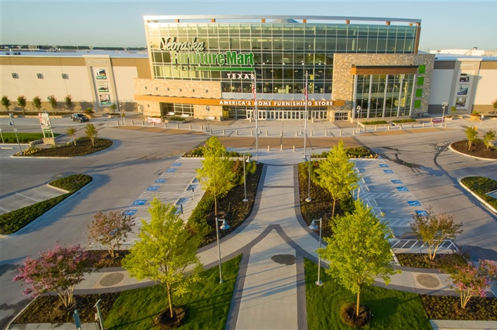 Nebraska Furniture Mart Turner Construction Company