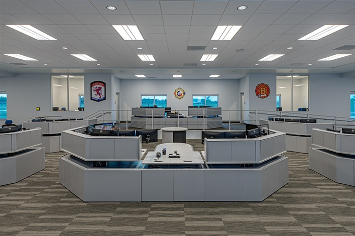 City of Baytown Joint 911 Emergency Communications and Data Center ...
