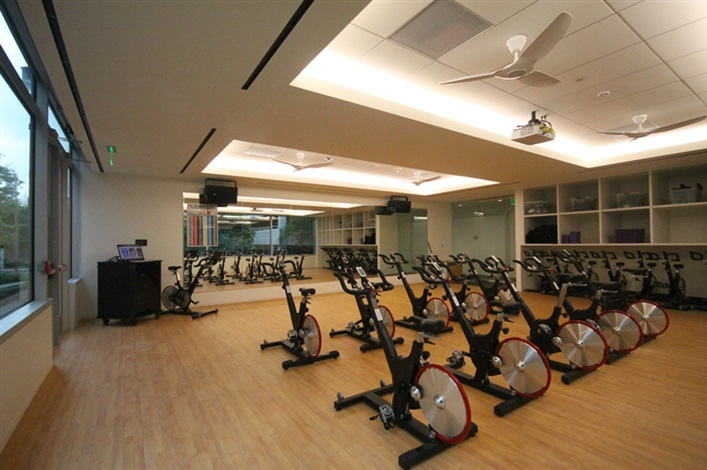 Bp America Westlake Fitness Center Turner Construction