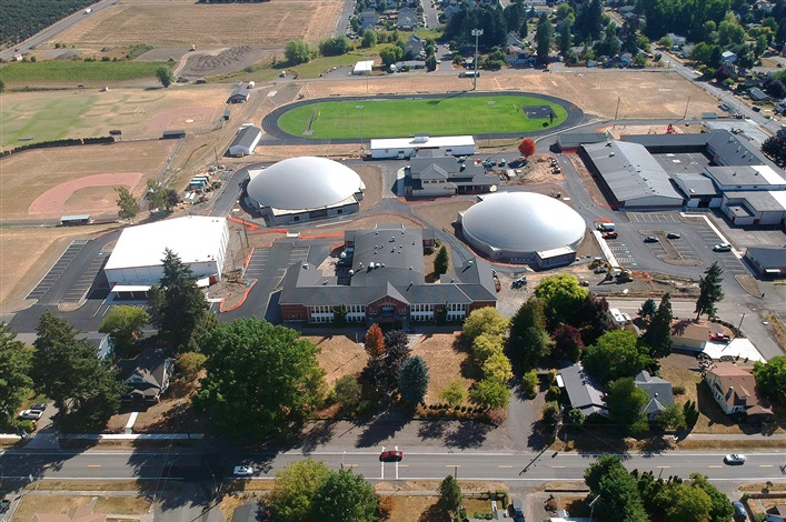 Yamhill School Career and Technical Education and Gymnasium