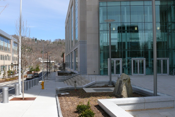 Buncombe County Courthouse New Courts Building Turner
