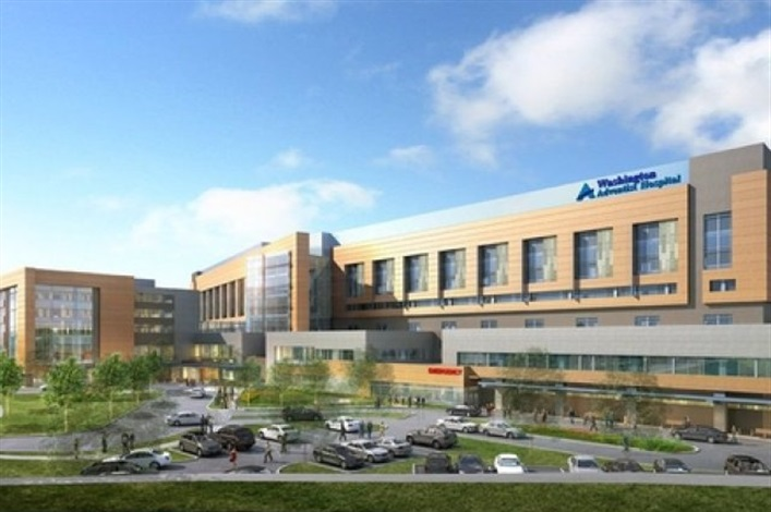 Adventist Healthcare White Oak Medical Center And South Parking Garage Turner Construction Company