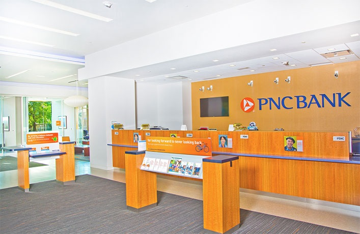 PNC Bank, Downtown Branch   Turner Construction Company