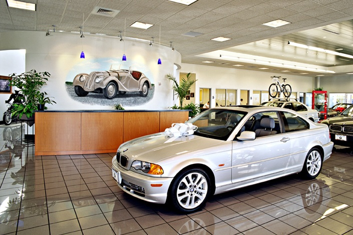 BMW of Sterling | Turner Construction Company