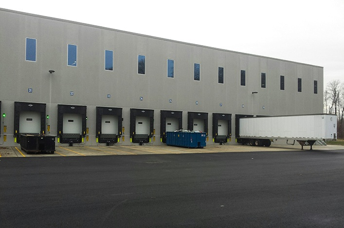 mercedes benz parts distribution center turner