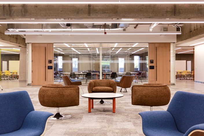 University of california berkely moffitt library for Moffitt builders