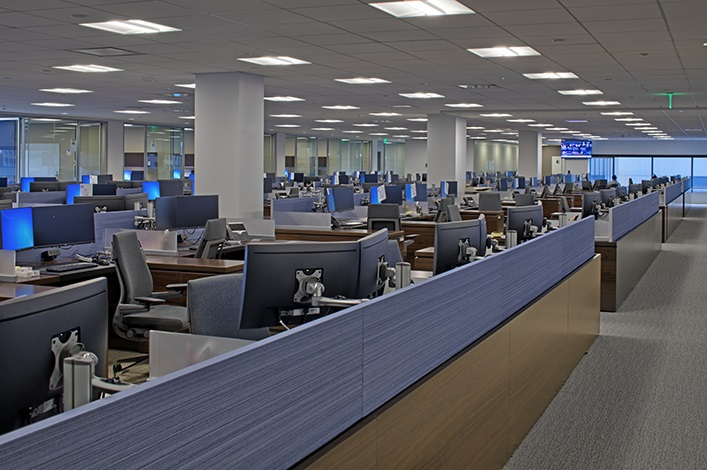 Morgan Stanley Charles Street Fit-Out | Turner Construction Company