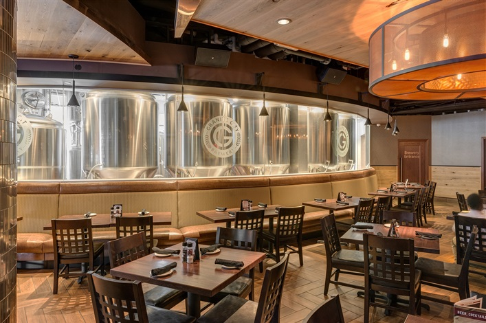 Granite Data Center : Granite city food brewery at the renaissance center